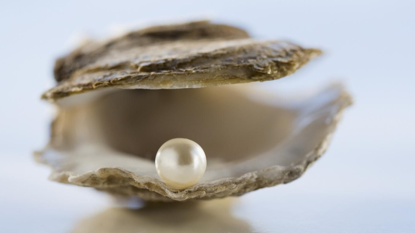 pearl-shell